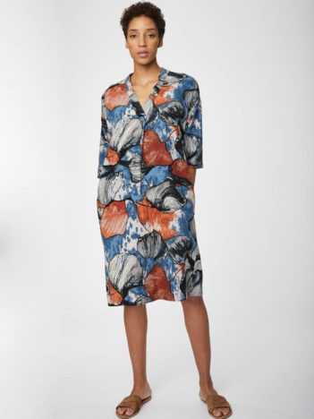 Thought konopné šaty lyme