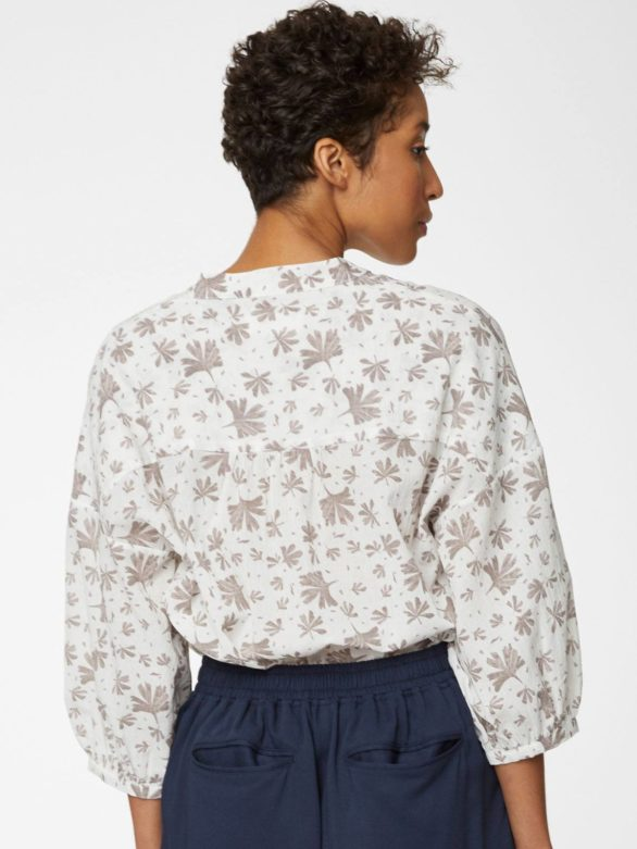 Thought košile z bio bavlny winslet