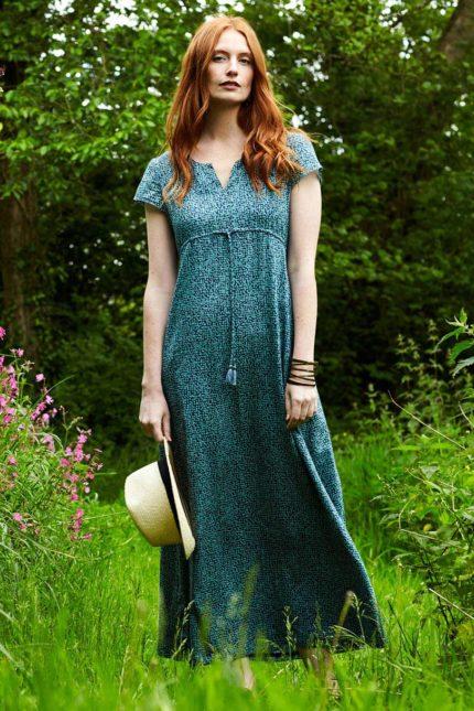 Nomads maxi šaty cobble