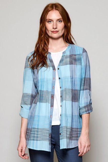 Nomads ručně tkaná tuniková košile