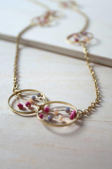 Nomads náhrdelník eclipse