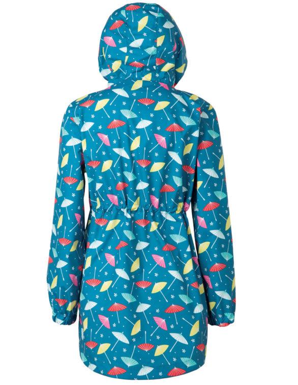 Frugi těhotenská pláštěnka parasols
