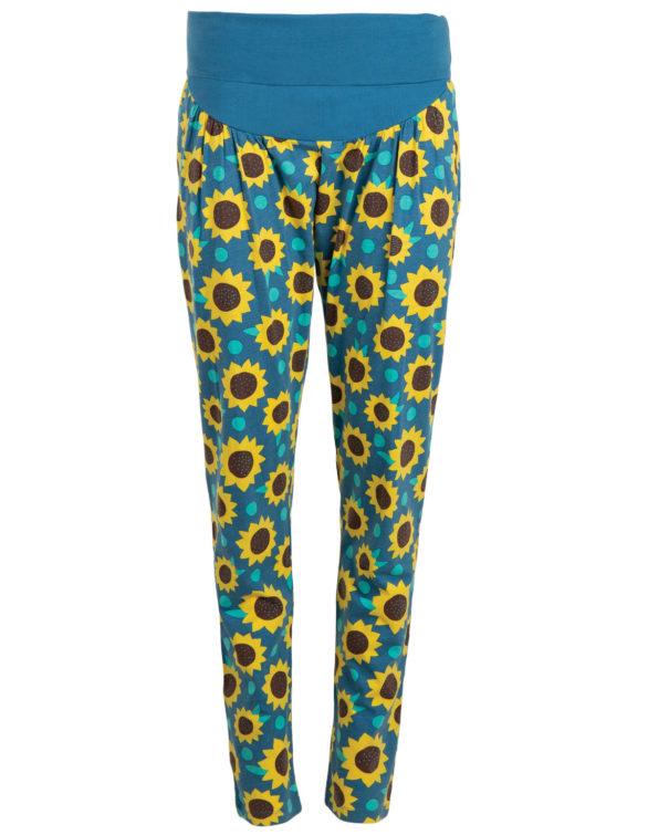 Frugi těhotenské kalhoty sunflower