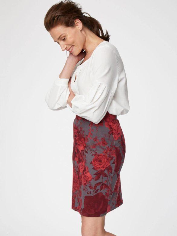 Thought sukně z bio bavlny paolla