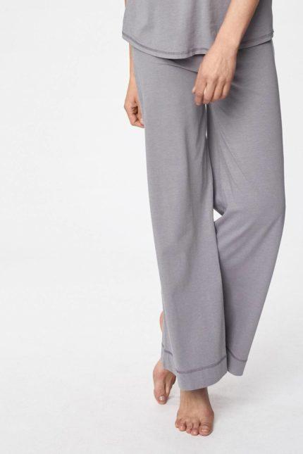 Thought konopné pyžamové kalhoty nellie