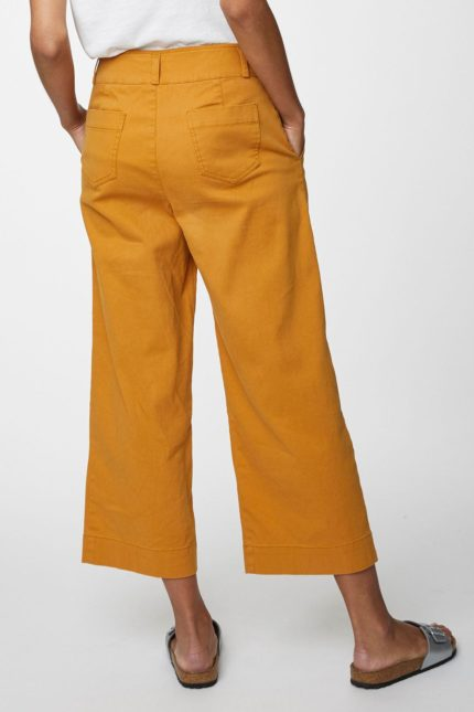Thought kalhoty z bio bavlny justina