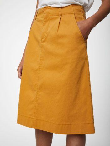 Thought sukně z bio bavlny justine