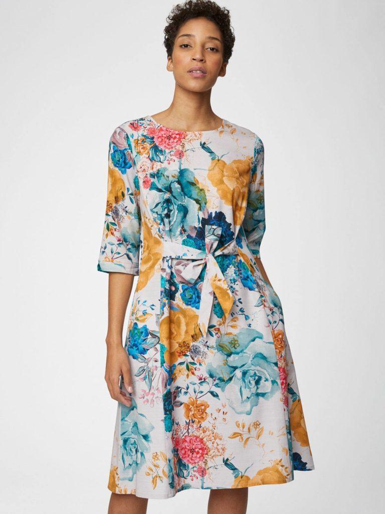 Thought tencelové šaty giardino