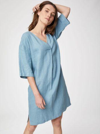Thought konopná noční košile mabal