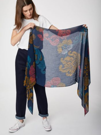 Thought dárkový bambusový šátek marrina