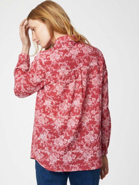 Thought košile z bio bavlny lela