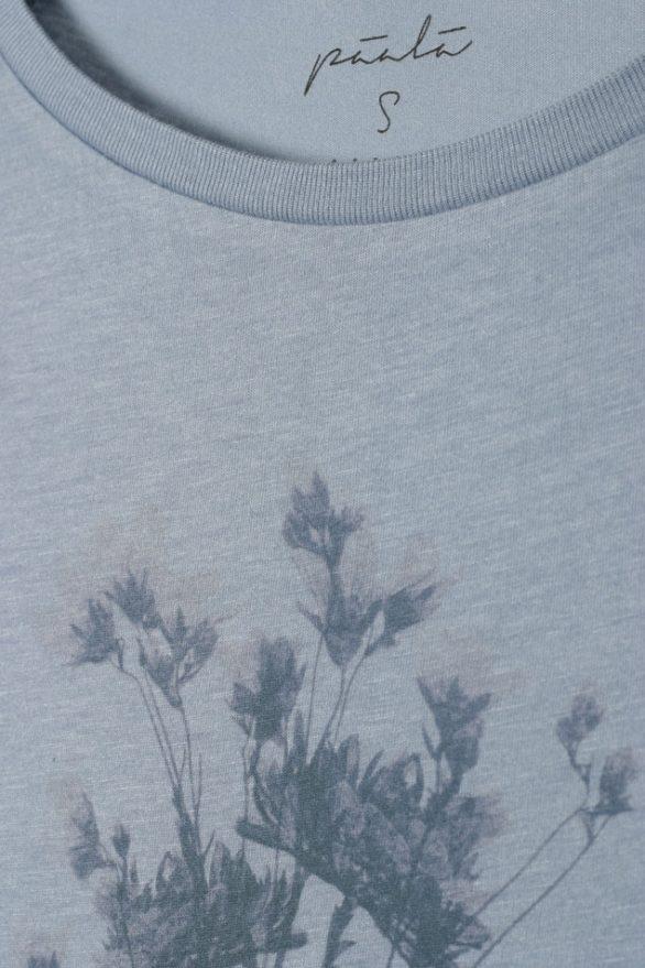 Paala bambusový top herberia sv. modrý