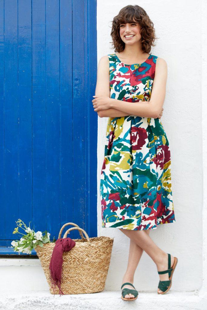 Seasalt Cornwall Šaty merthen impression