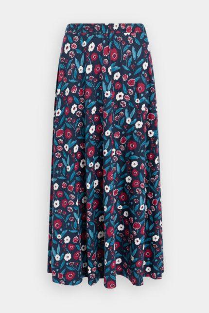 Seasalt Cornwall modalová sukně stratus pastel foliage