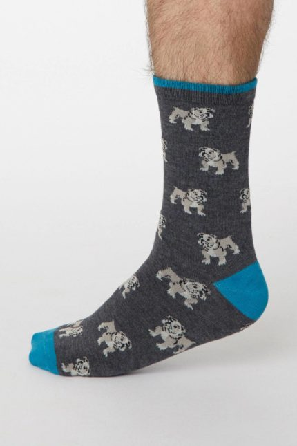 Thought pásnké bambusové ponožky matteo