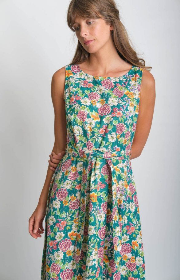Bibico bavlněné šaty grace floral