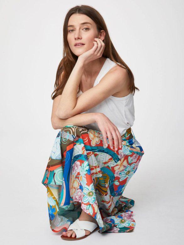 Thought modalová sukně leonarda