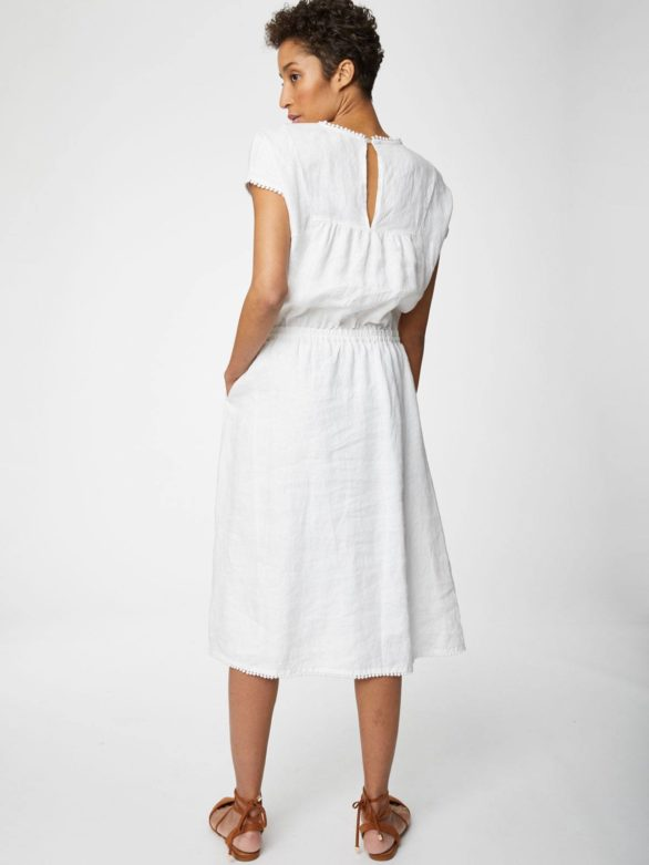 Thought konopné šaty ellena