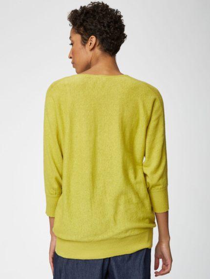 Thought svetřík s konopím lillian žlutý