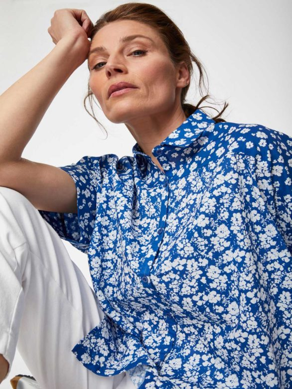 Thought košile z bio bavlny verronica