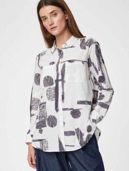 Thought košile s modalem paullina