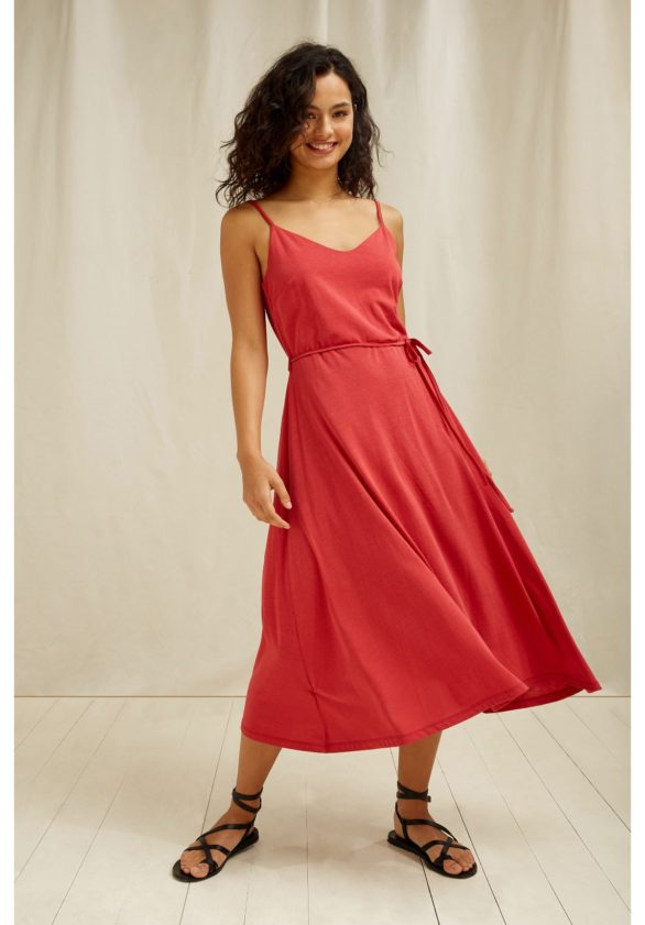People Tree tencelové šaty marcy