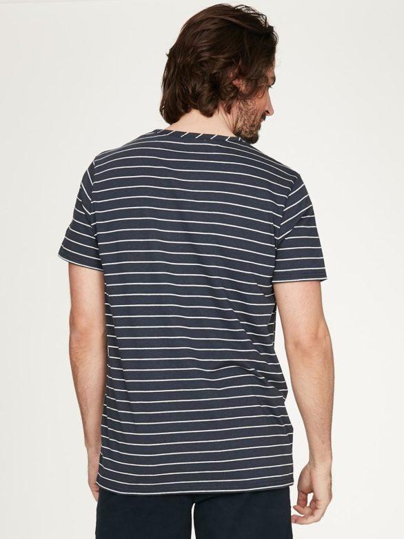 Thought pánské tričko s konopím jacopo modré