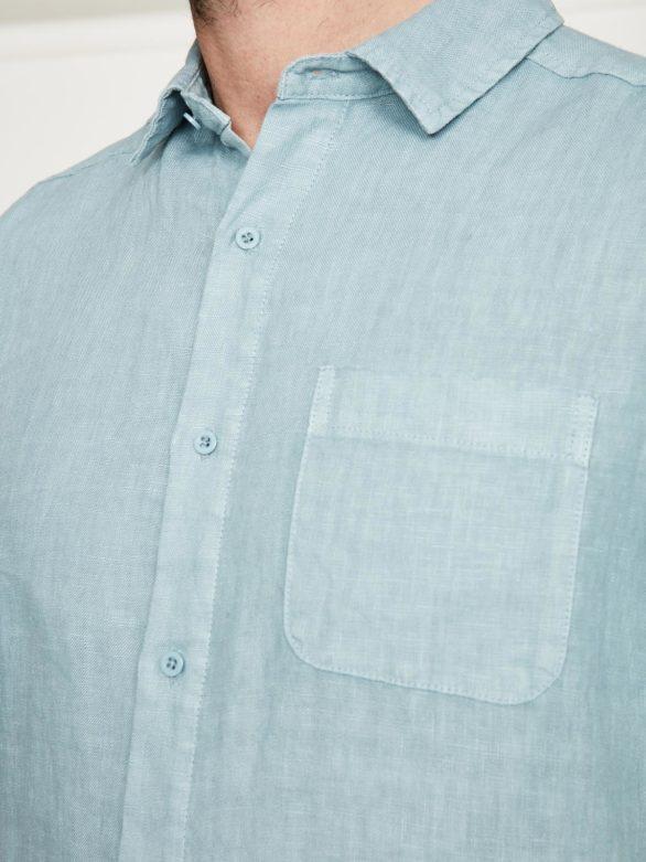 Thought pánská konopná košile merano