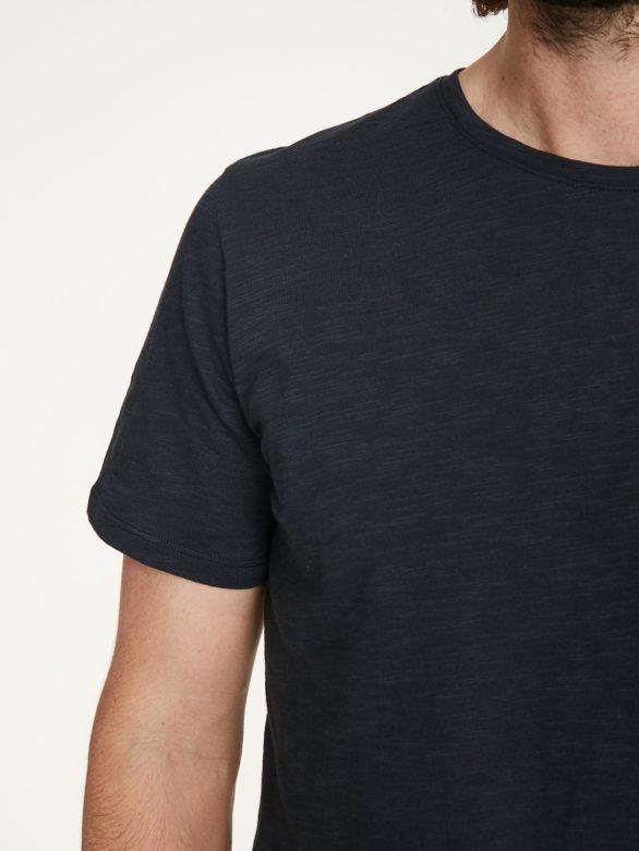 Thought pánské tričko z bio bavlny modré