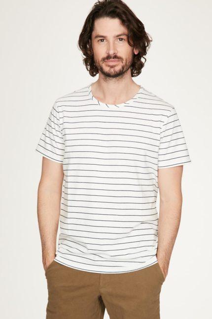 Thought pánské tričko s konopím jacopo bílé