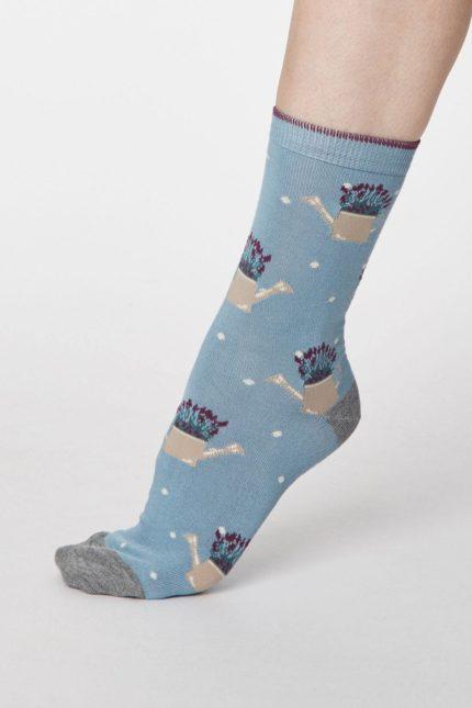 Thought dárkové balení dámských ponožek lavander garden