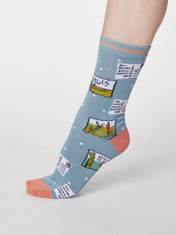 Thought dárkové balení dámských ponožek vacanza