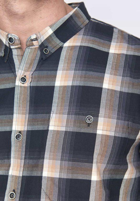 Greenbomb pánská košile break modrá
