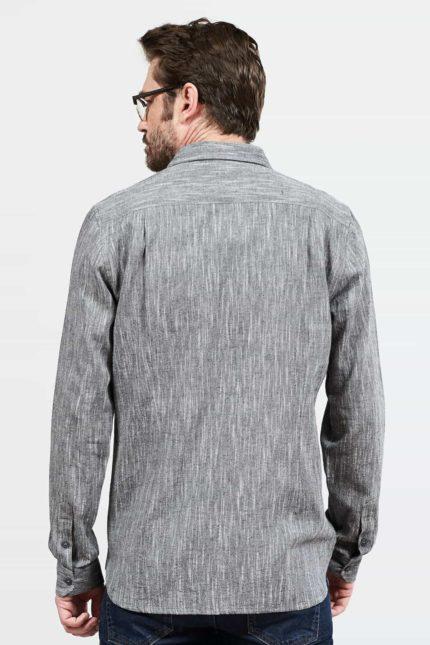 Nomads pánská košile graphite