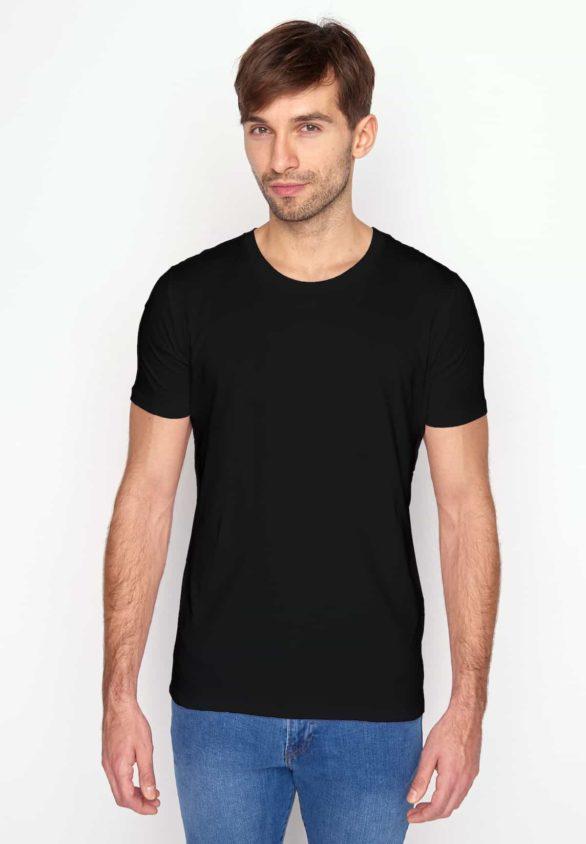 Greenbomb tričko guide černé