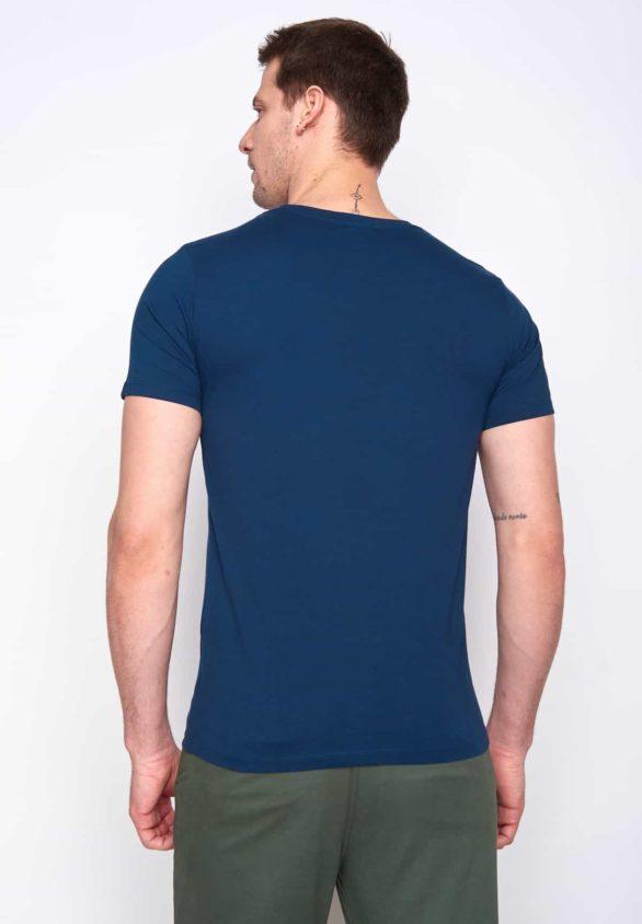 Greenbomb tričko nautre waterfall modré