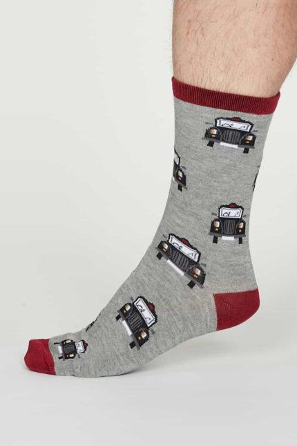 Thought dvojbalení pánských ponožek charles