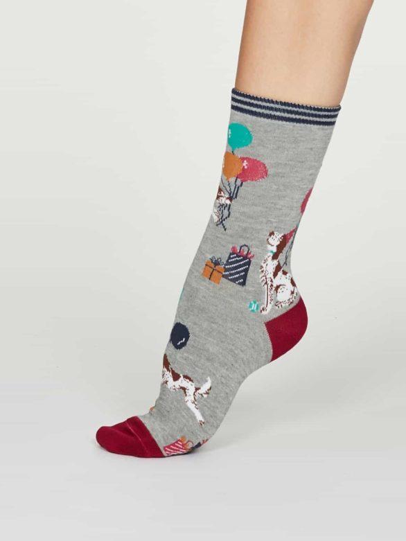 Thought dárkové dvojbalení dámských ponožek eve