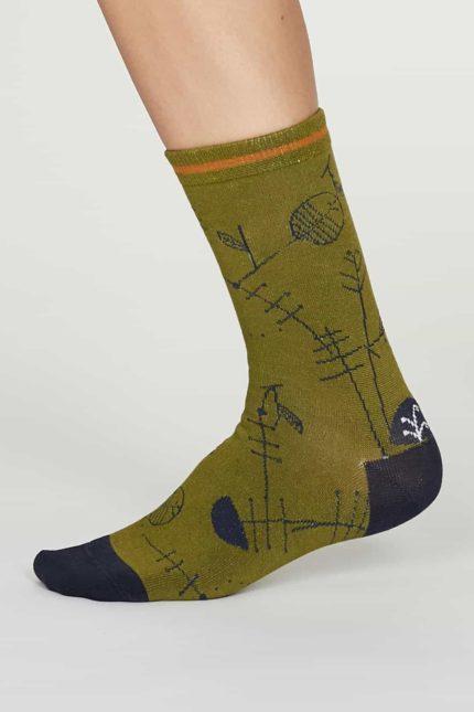 Thought dárkové balení dámských ponožek wildwood