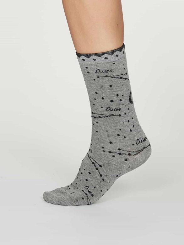 Thought dámské bambusové ponožky aries