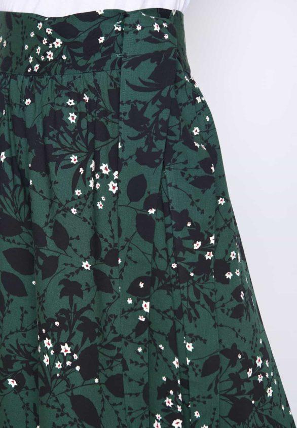 Greenbomb sukně grand winter blue