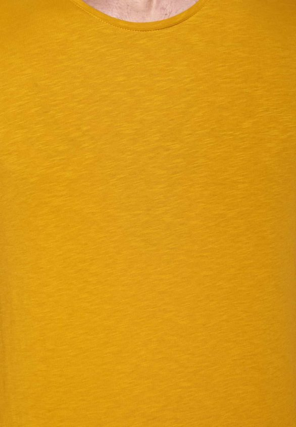 Greenbomb tričko spice žluté