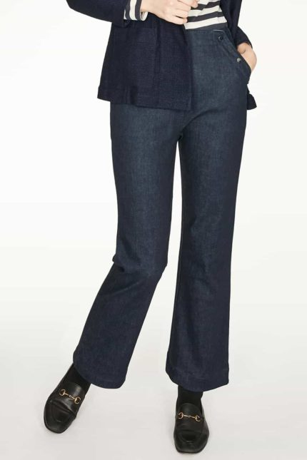 Thought denimové kalhoty nicol