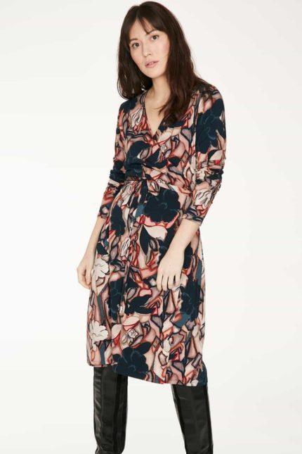 Thought bambusové šaty harewood