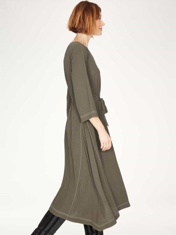 Thought tencelové šaty ebury