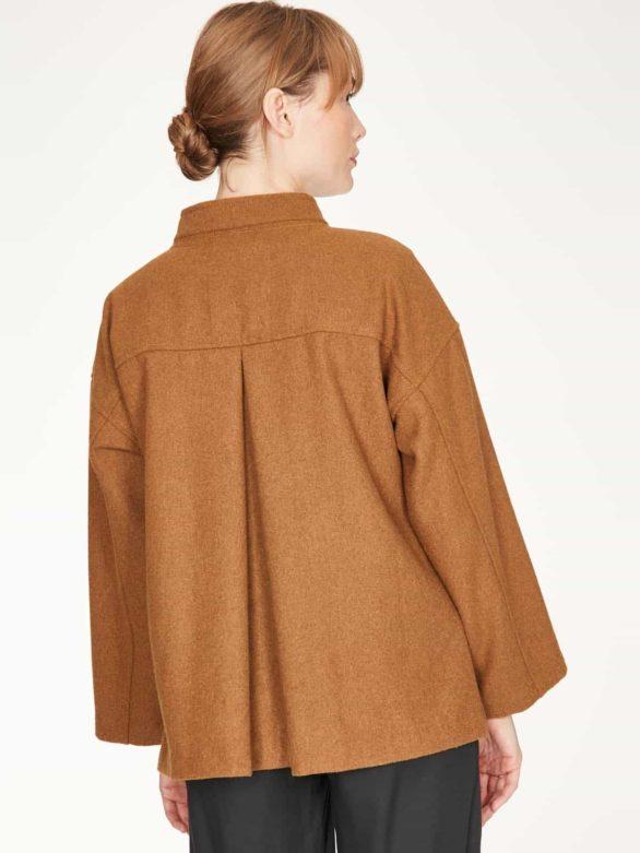 Thought kabátek s vlnou constance