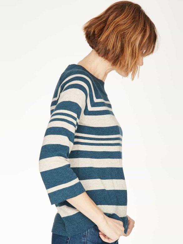 Thought svetřík sail la vie modrý