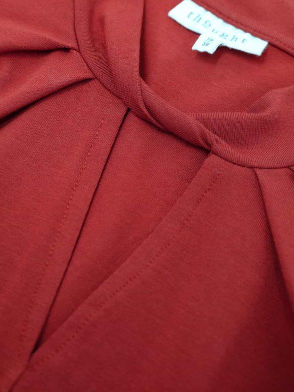 Thought bambusový top joan červený