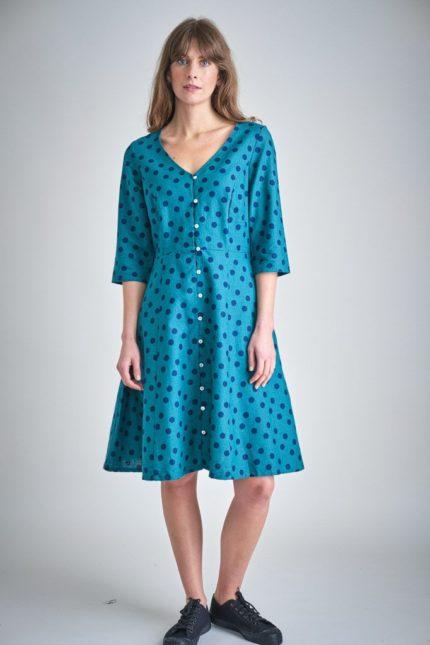 Bibico Šaty liza emerald