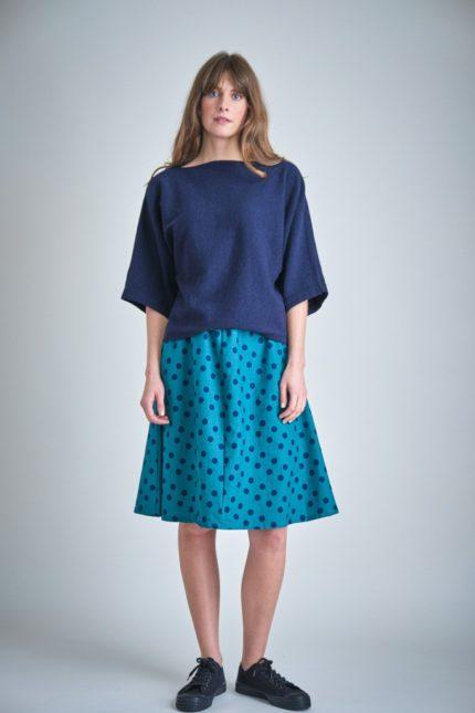 Bibico sukně petra emerald